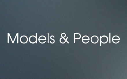 Daren Wong - Models and People